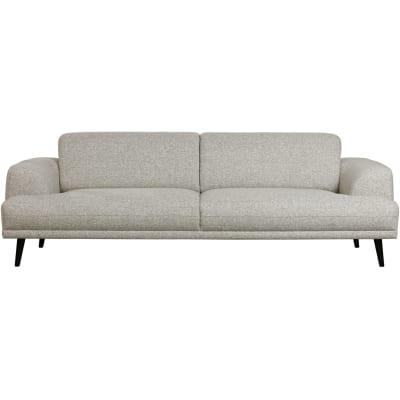 Brush-sohva, luonnonvalkoinen