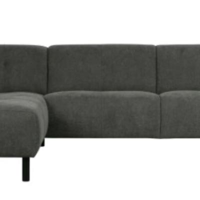 Woood Presley -sohva, harmaa